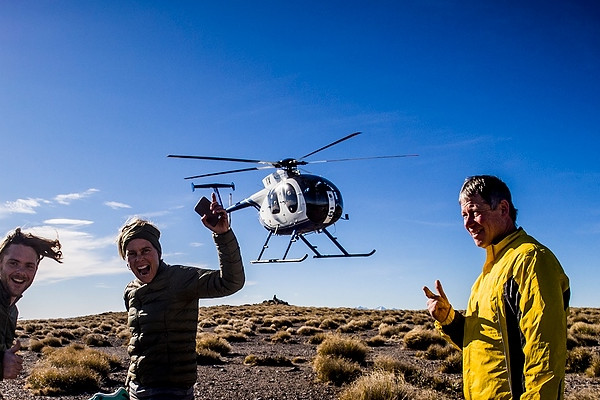 Arrive at the top of the hill full of energy and ready to experience the speed and thrill of the descent. Heli Biking with Helicharter Nelson can take you there.